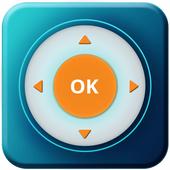 Universal IR TV Remote / Blaster icon