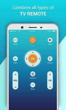 Universal IR TV Remote / Blaster screenshot 3