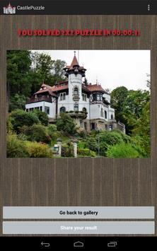 Castle Puzzle Free screenshot 12
