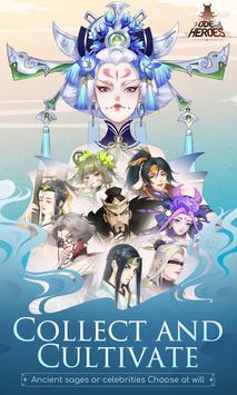 Ode To Heroes poster