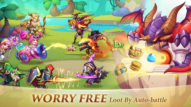 Idle Heroes screenshot 3