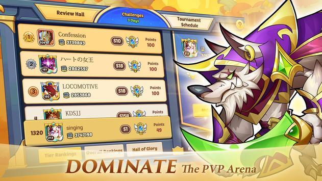 Idle Heroes screenshot 16
