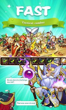Idle Heroes تصوير الشاشة 8