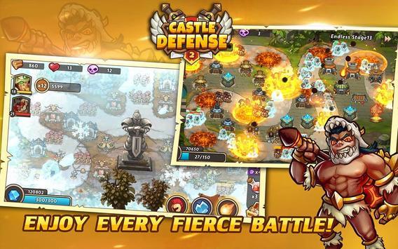 Castle Defense 2 poster