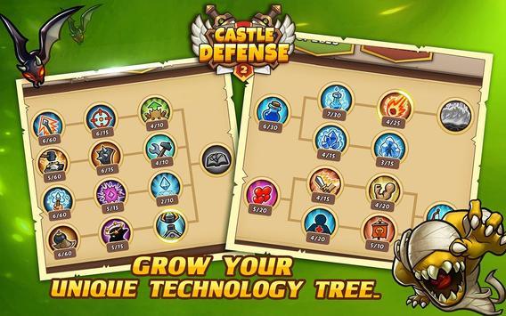 Castle Defense 2 screenshot 2