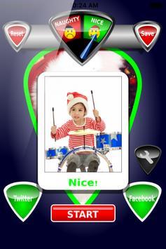 Naughty or Nice Photo Scanner Simulator screenshot 10