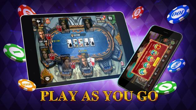 DH Texas Poker syot layar 11