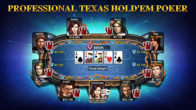 DH Texas Poker screenshot 5