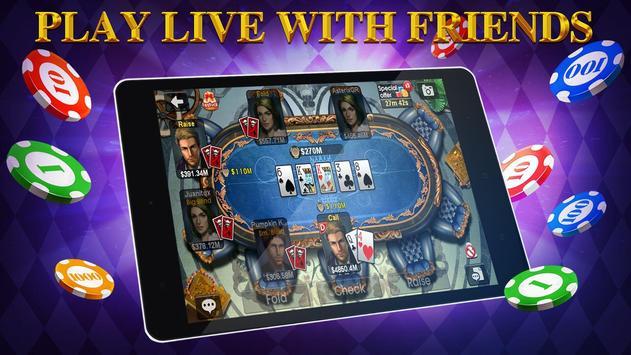 DH Texas Poker syot layar 7