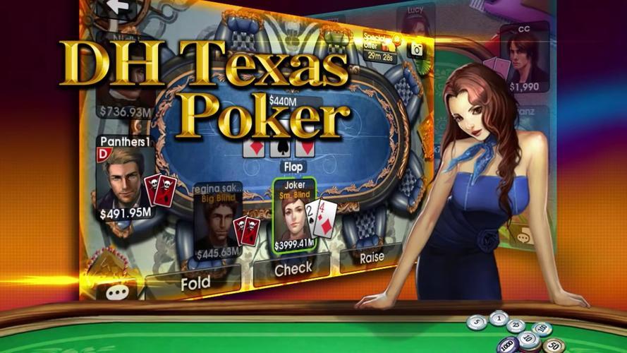 Texas holdem poker download pc