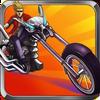 Racing Moto Zeichen