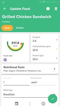 Health & Fitness Tracker with Calorie Counter screenshot 4
