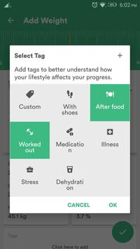 Health & Fitness Tracker with Calorie Counter screenshot 5