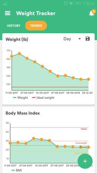 Health & Fitness Tracker with Calorie Counter screenshot 6