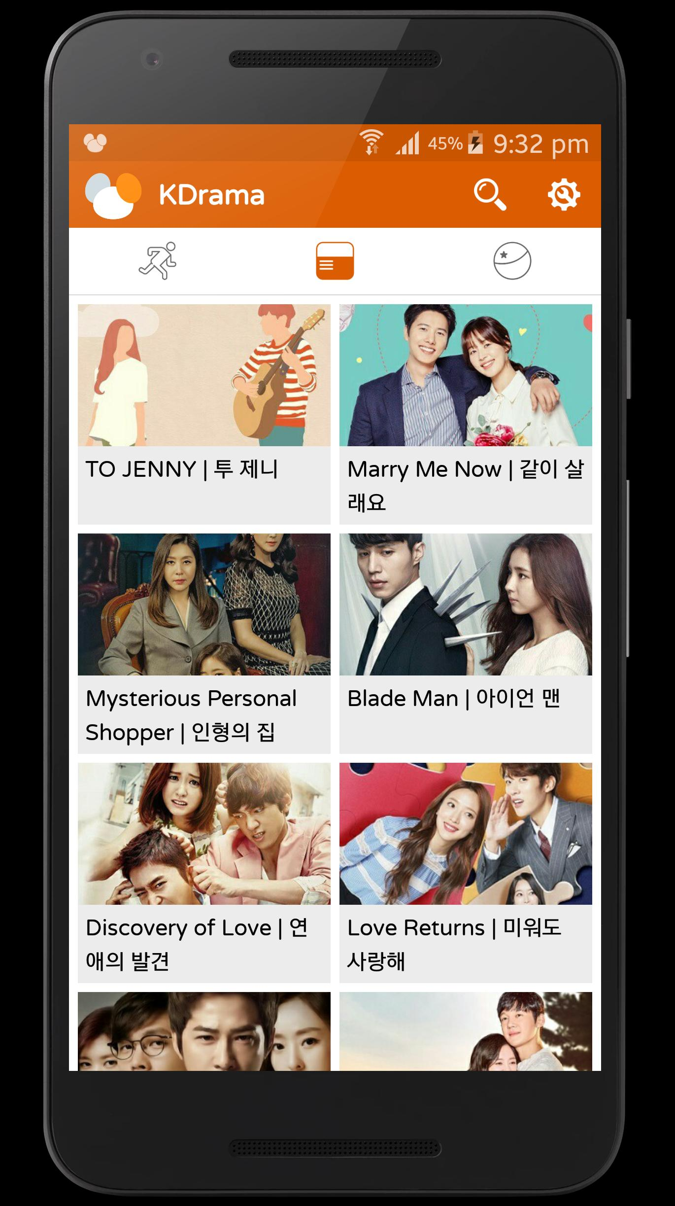 KDrama for Android - APK Download