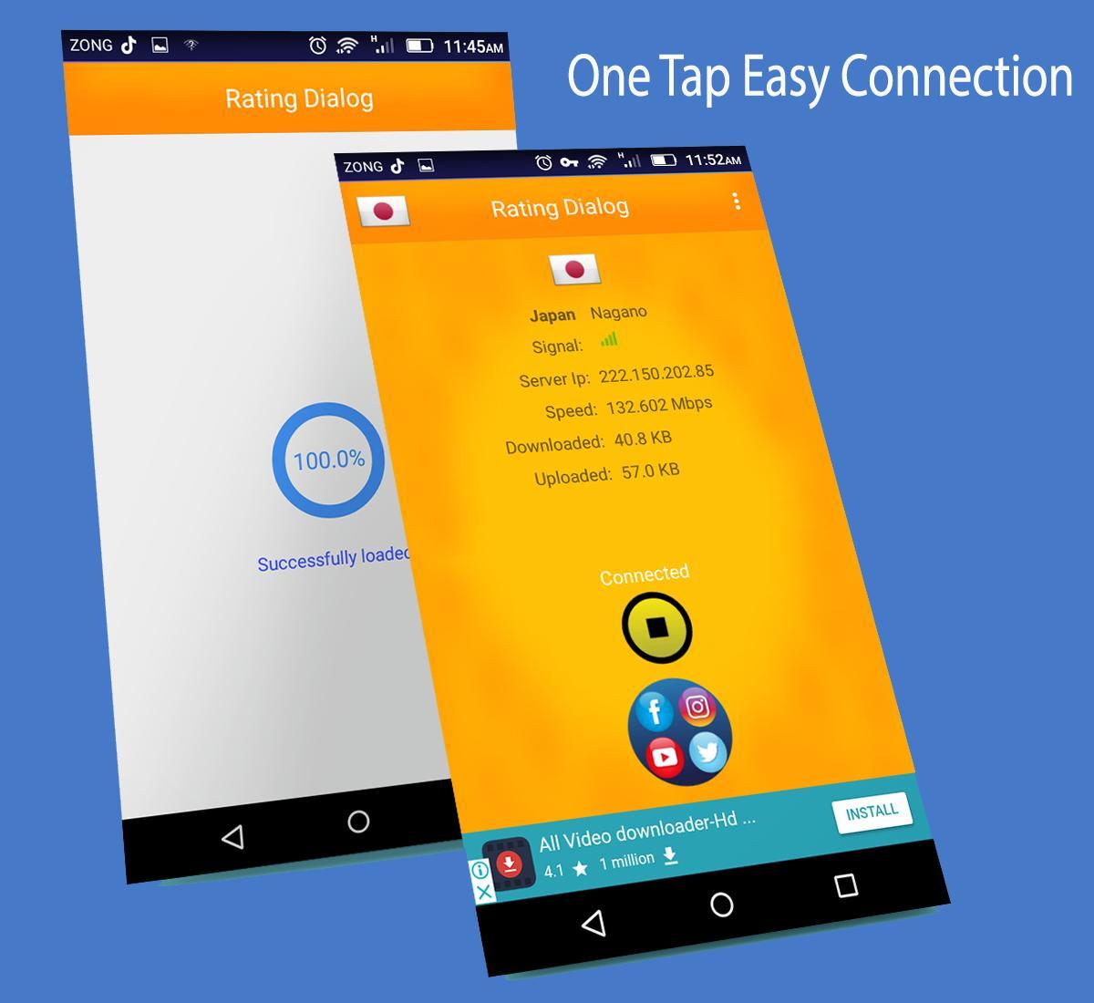 Super VPN Hotspot Best Free Hot VPN Proxy for Android - APK