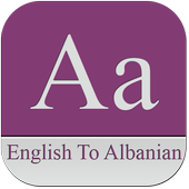 English To Albanian icon