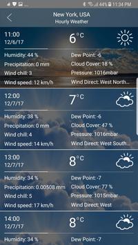 Prognoza pogody screenshot 6
