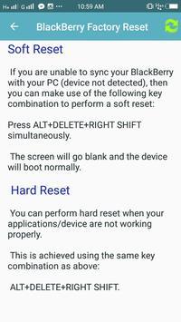 Factory Reset Code screenshot 4