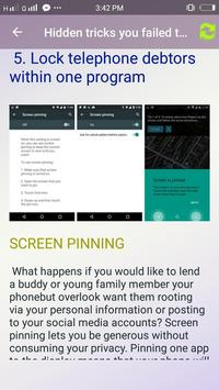 Secret Any Android Settings screenshot 3