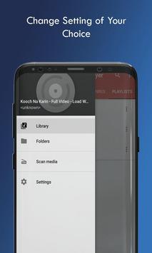 Music Player Audio Player screenshot 3