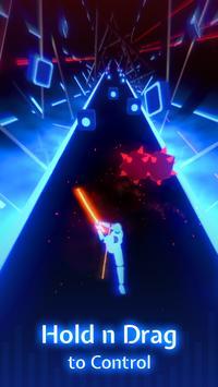 Beat Blade screenshot 1