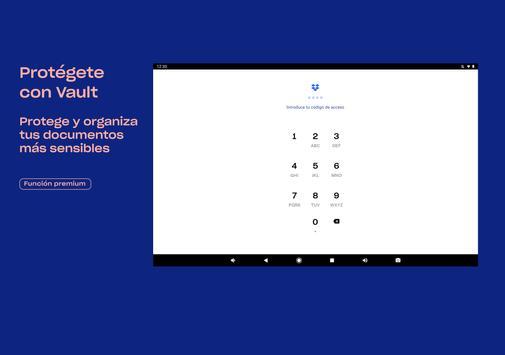 Dropbox captura de pantalla 11