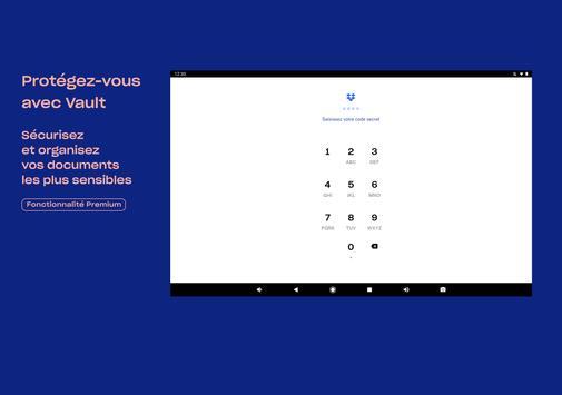 Dropbox capture d'écran 11