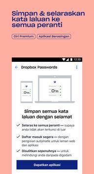 Dropbox syot layar 5