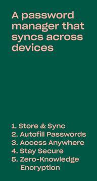 Dropbox Passwords poster