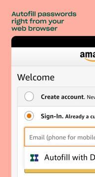 Dropbox Passwords screenshot 2