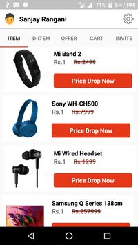 Free Online Shopping - Free Ka Saman screenshot 2