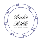 Free English Audio Bible & Daily Bible Verse icon