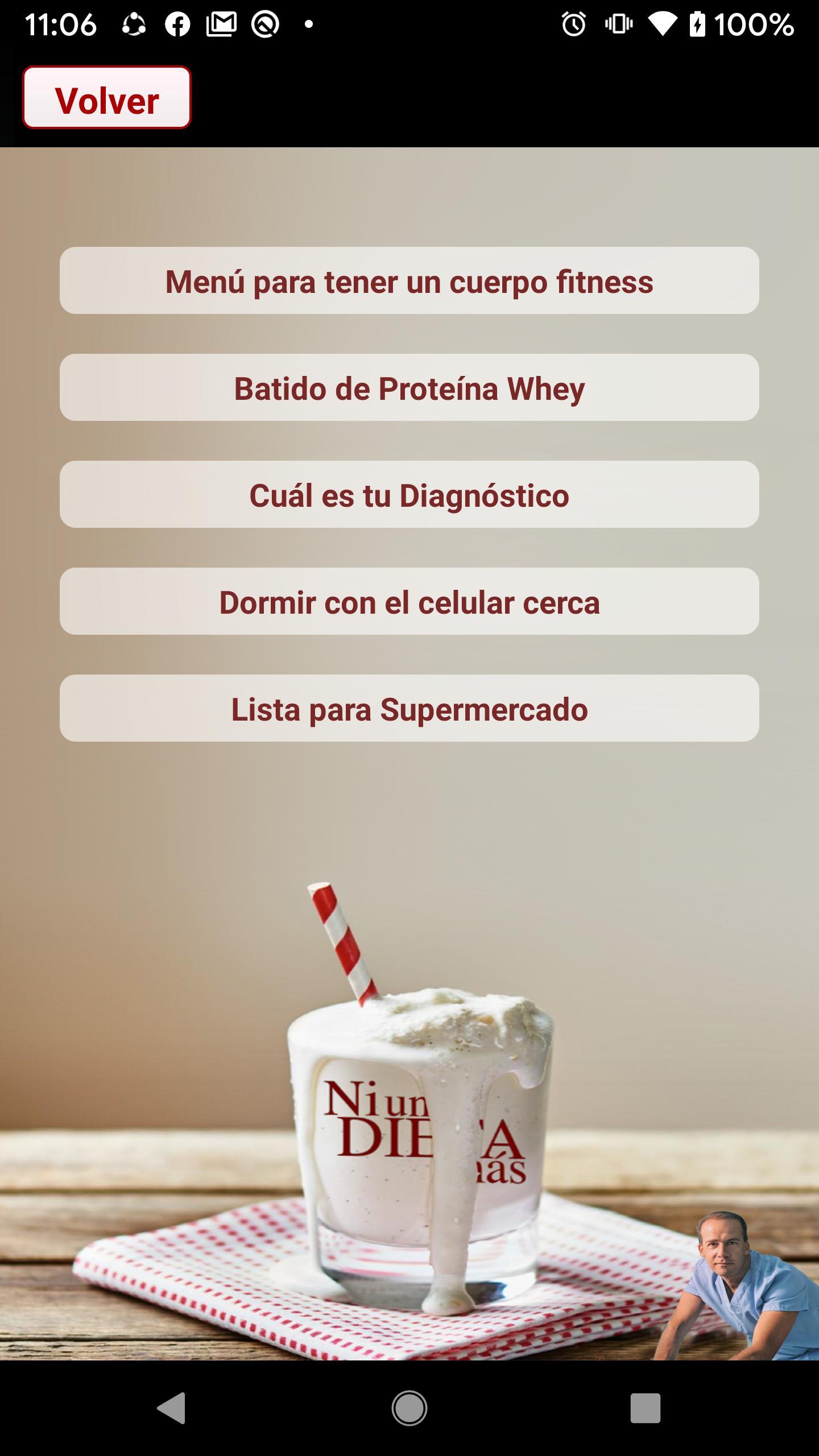 proteina para una dieta fitness