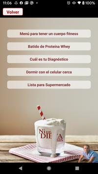 Ni Una Dieta Mas スクリーンショット 2
