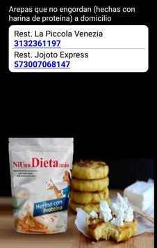 Ni Una Dieta Mas スクリーンショット 6