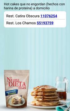 Ni Una Dieta Mas スクリーンショット 4