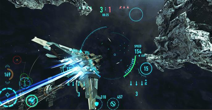 Star Combat Online poster