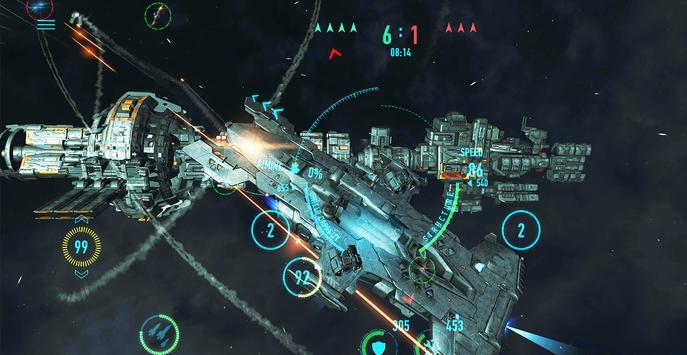 Star Combat Online screenshot 11