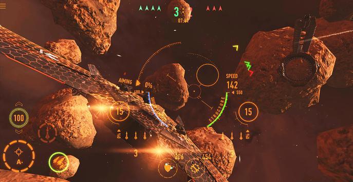 Star Combat Online screenshot 1
