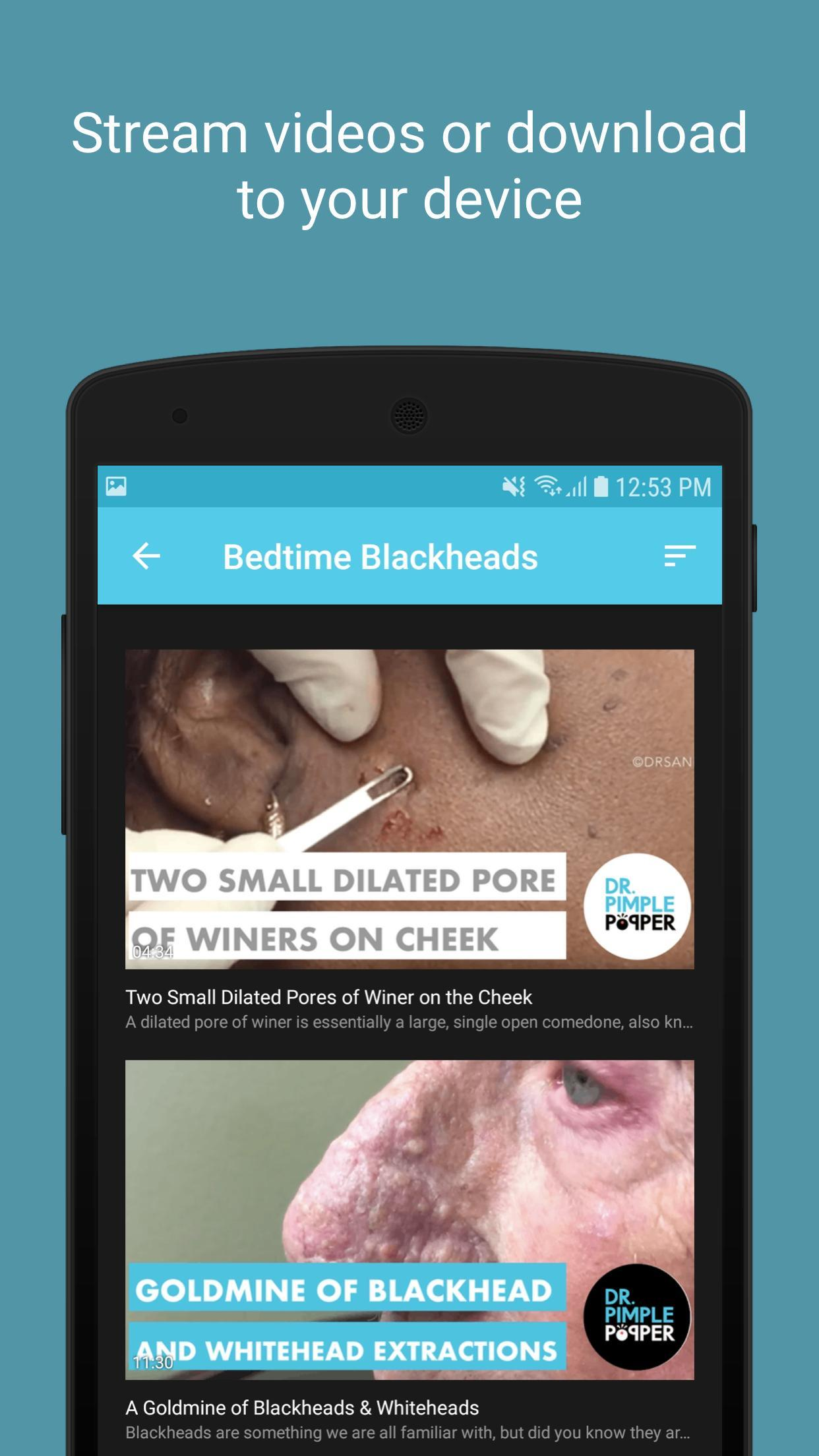 Dr Pimple Popper For Android Apk Download
