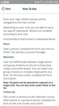 Green Log screenshot 1