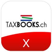 Taxbooks X icon