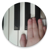 Read notes MIDI/USB support - Piano Note Trainer आइकन