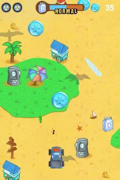 Beach Drive - summer mood racing game ảnh chụp màn hình 12