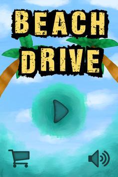 Beach Drive - summer mood racing game ảnh chụp màn hình 5