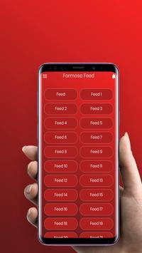 Formosa Feed screenshot 1
