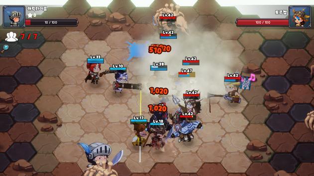 톤톤아레나 : 오토체스RPG screenshot 14