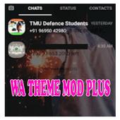 WA Transparan Versi Mod icon