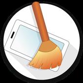 Limpiador de móvil, memoria y optimizador icono